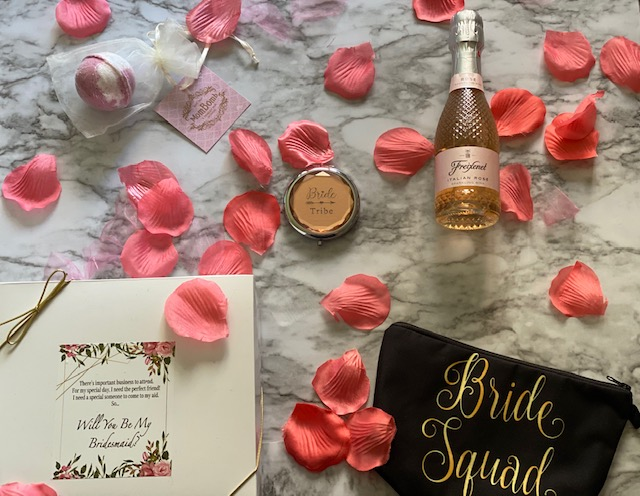 Somm In The Bridal Suite: Bridal Party Proposal Brunch!