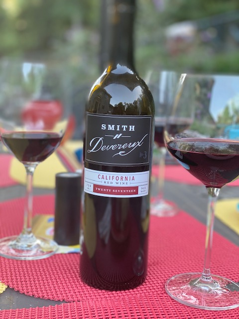 Smith Devereux: A Boutique Napa Valley Winery!