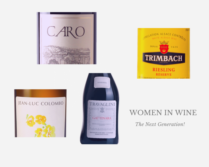 The Next Generation Of Women In Wine!