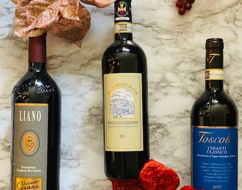 Warm Up This Winter With These Italian Wines!
