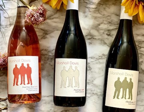 Ideal for Spring and $25: Marshall Davis Winery