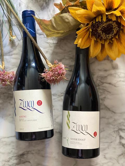 Armenian Wines!