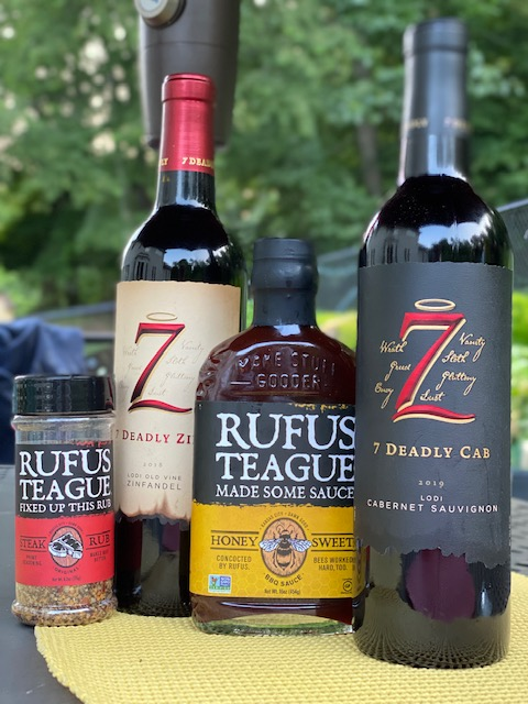 Get Grillin' With 7 Deadly Zins!