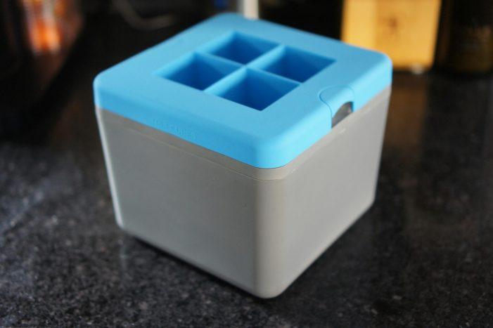 True Cubes: So Clear, It Almost Disappears!